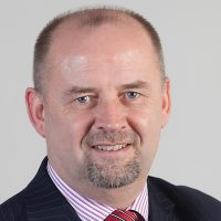 Andy Maddocks, Finance Director at Laceys Solicitors