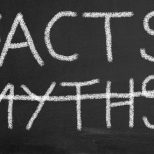 facts and myths crossed out