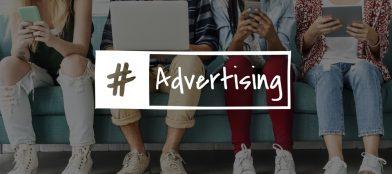hash tag advertising