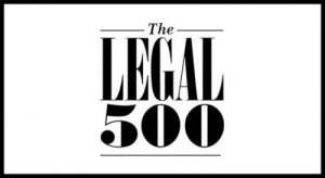 Legal 500, an independent guide to leading law firms in the UK.