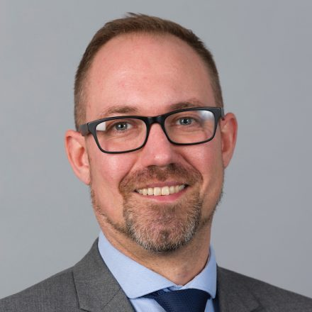 Byron Sims, solicitor in Laceys Litigation team