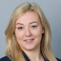 Amber Tarrant, trainee legal executive working for Laceys Solicitors family department