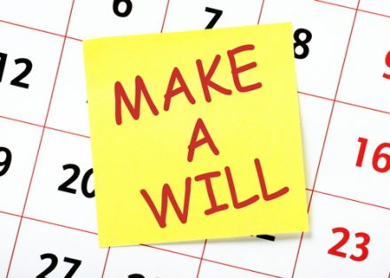 make a will post-it note