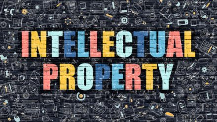 intellectual property sign