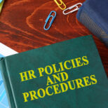 HR Policies and procedures book
