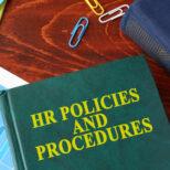 HR Policies and procedures book