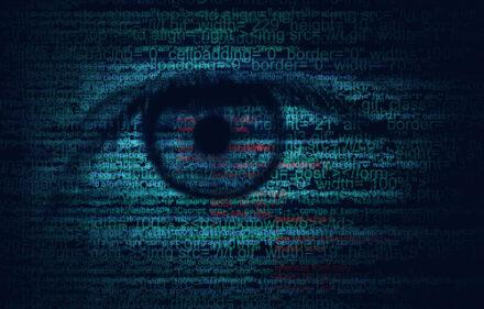 spying eye